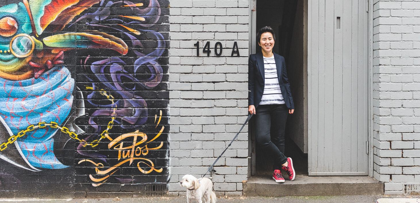 #LeadingLadies: Ange Lin