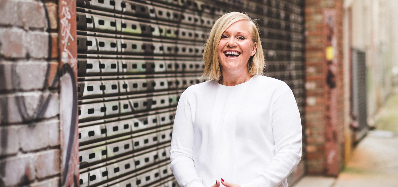 #LeadingLadies: Elly Hewitt