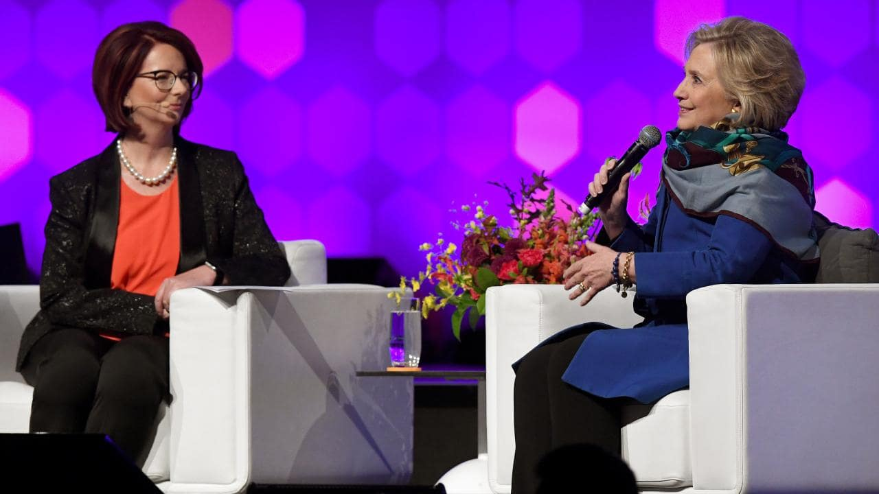 The power of resiliency: an evening with Hillary Rodham Clinton
